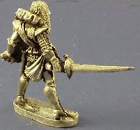 Dark Elf Swordbearer- Side View