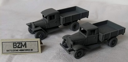 Coming Soon - Gaz-AA & Zis-5 Trucks