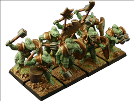Tyrosaur Warriors
