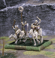 Light Armoured Skeleton Cavalry Command