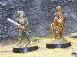 Battlezone 28mm Fantasy Figures