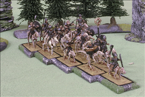 15 Cavalry Wedge Movement Tray