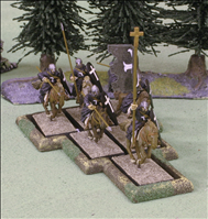 6 Cavalry Wedge Movement Tray
