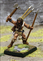 Barbarian Javelin Thrower 1