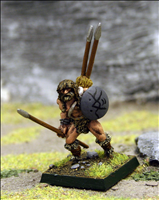 Barbarian Javelin Thrower 3