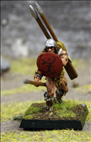 Barbarian Javelin Thrower 4