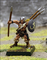 Barbarian Javelin Thrower 6