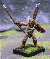 Barbarian Javelin Thrower 7