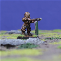 Dwarf Warrior 2 with Crossbow