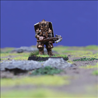 Dwarf Warrior 3 with Crossbow