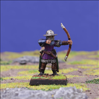 Human Warrior with Longbow 1