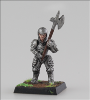 Armoured Human Warrior 4