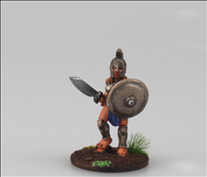 Athenan Warrior 3
