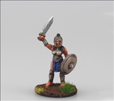 Athenan Warrior 5
