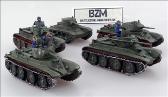 BZM 20mm WWII Figures and Vehicles