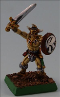 Barbarian Swordsman 2