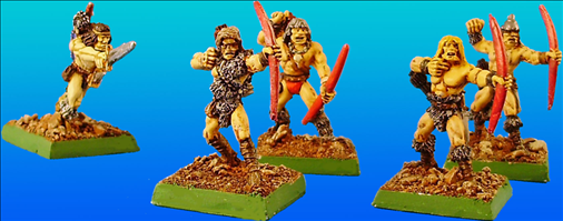 Barbarian Archers