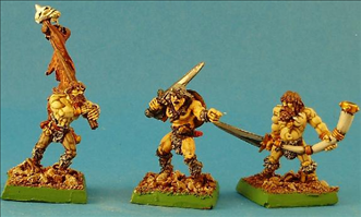 Barbarian Infantry Command