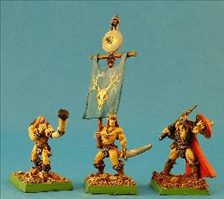 Barbarian Command Set