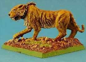 Barbarian Giant Tiger