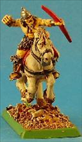 Light Cavalry archer- Front View