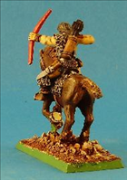 Light Cavalry archer- Rear View