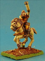 Mounted Musician- Side View