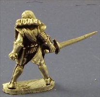 Dark Elf Swordbearer- Rear View