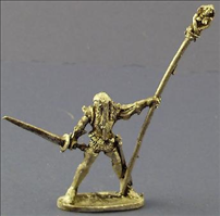 Dark Elf Standard Bearer 2