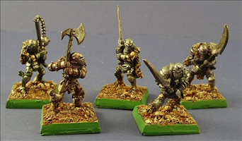 Chaos Foot Soldier Sets