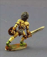 Wood Elf Swordbearer- Rear View
