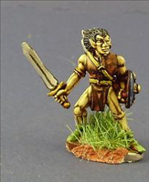 Wood Elf Swordbearer 3
