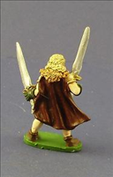 Wood Elf Character- Rear View