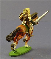 Wood Elf Cavalry- Rear View