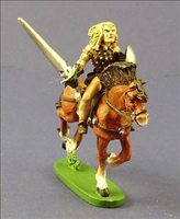 Wood Elf Cavalry- Side View