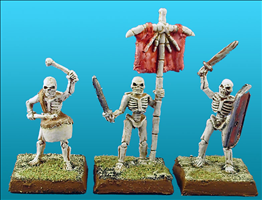 Unarmoured Skeleton Command