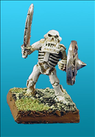 Unarmoured Orc Skeleton